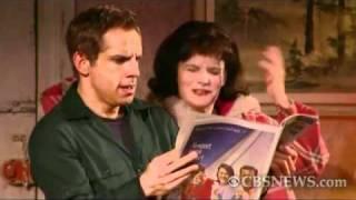 Stiller, Falco star in Broadway revival