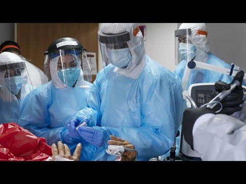 Массовая вакцинация россиян от коронавируса