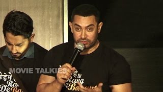 Aamir Khan On Choosing Super Hit Films - PK, Lagaan, Ghajini, Sarfarosh, Tare Zameen Par