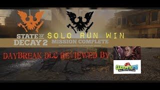 Guddang 775 State Of Decay 2 Daybreak DLC Review and Solo Run Win