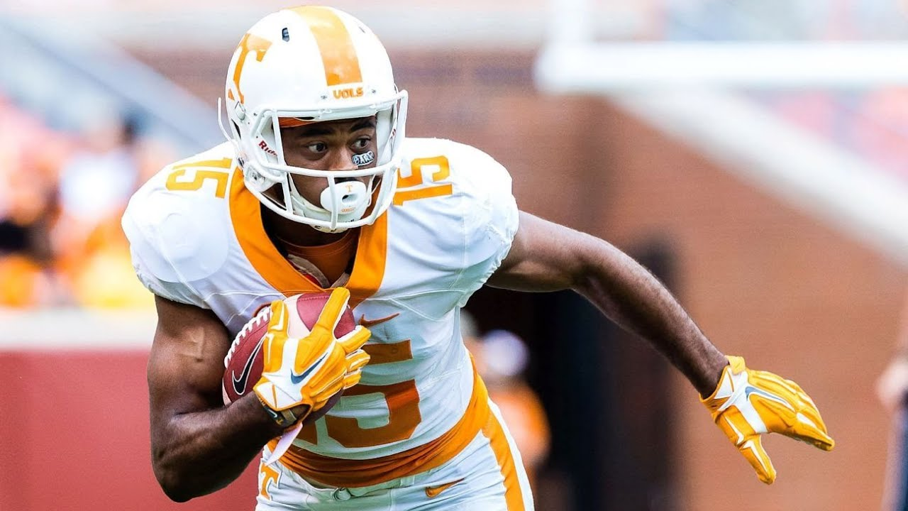Tennessee wide receiver Jauan Jennings dismissed from team