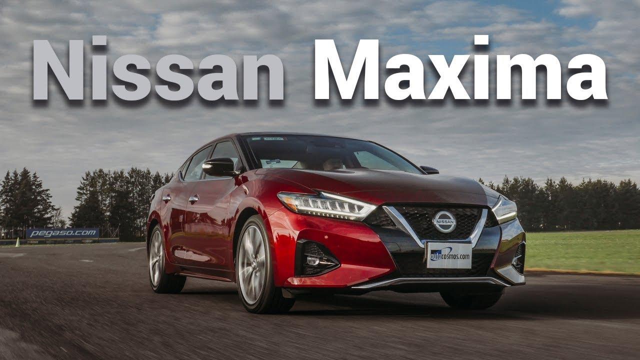 Nissan Maxima Una Especie En Peligro De Extincion Autocosmos Youtube