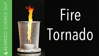 Fire Tornado (Physics)