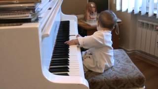 мой первый урок музыки