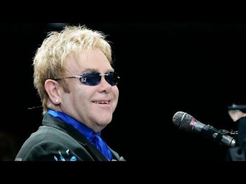 Elton John cancels shows after illness