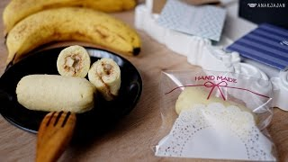 RECIPE Homemade Cheese Tokyo Banana