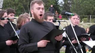 Сретенский хор Не для меня придет весна