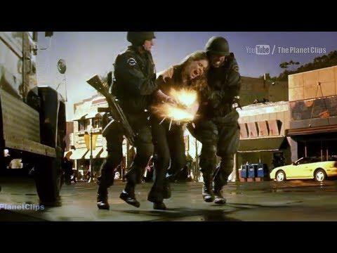 Swordfish - First Bomb Blast Scene   Hugh Jackman, John Travolta, Halle Berry