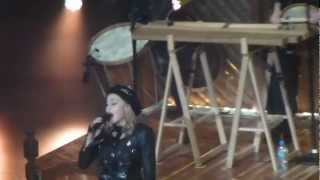 Madonna   Live Olympia Paris 26 07 2012   Open Your Heart