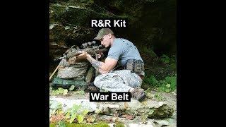 Tactical Tuesday- R&R Kit- War Belt
