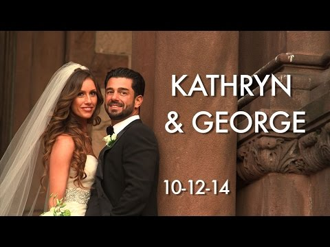 Fairmont Copley Plaza Wedding, George Aboujaoude & Kathryn Hamilton
