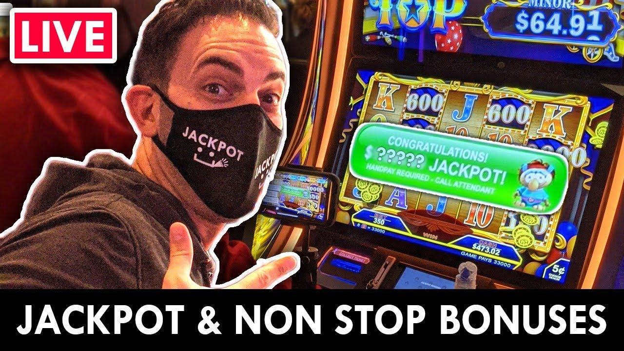 Nonstop Casino Bonus