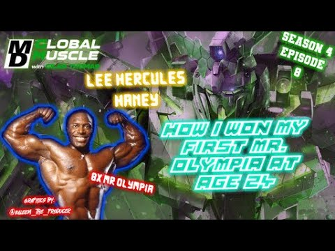 Lee Haney: How I won my first Mr. Olympia at age 24 | MD Global Muscle Clips E8 S4