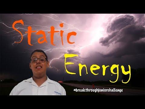 Breakthrough Junior Challenge 2018 / Static Energy