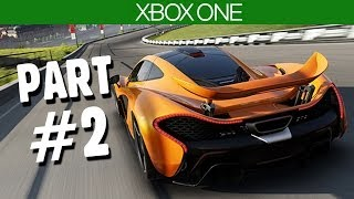 Forza Motorsport 5 Gameplay Walkthrough Part 2 Top Gear Track (Xbox One Gameplay 1080p)