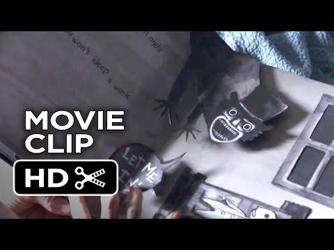 The Babadook Movie CLIP - The Book (2014) - Essie Davis Horror Movie HD