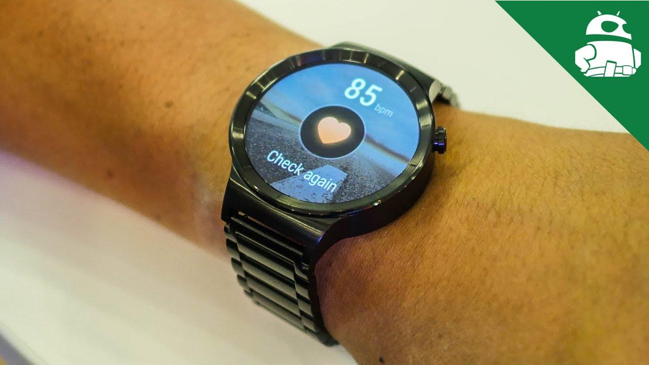 Huawei Watch at IFA 2015