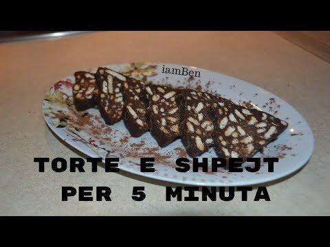 Torte e shpejt per 5 minuta