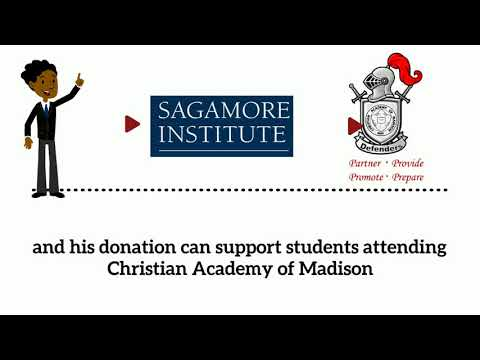 Christian Academy of Madison New Donor Video