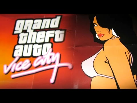 Classic Game Room HD - GRAND THEFT AUTO VICE CITY review PS2
