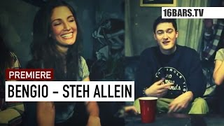DJ Vito feat. Bengio - Steh Allein (16BARS.TV PREMIERE)
