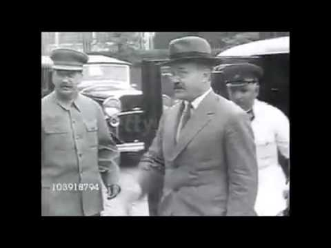 Stalin Funny Handshake And Laugh Youtube