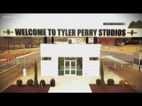 Dre - Preview Of Tyler Perry Studios!