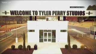 Tyler Perry Studios grand opening preview