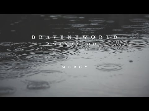 Mercy (Official Lyric Video) - Amanda Cook | Brave New World