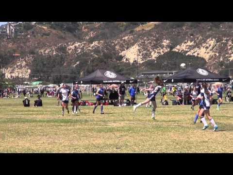 2015 Real So Cal vs MVLA - ECNL Showcase