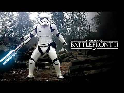 Star Wars Battlefront 2 - Battle Royale Mode and How It Could Work as Free DLC!