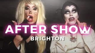 After Show - Brighton - Sharon Needles