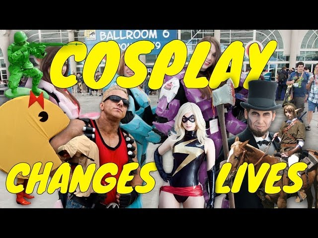 Cosplay Changes Lives | Off Book | PBS Digital Studios