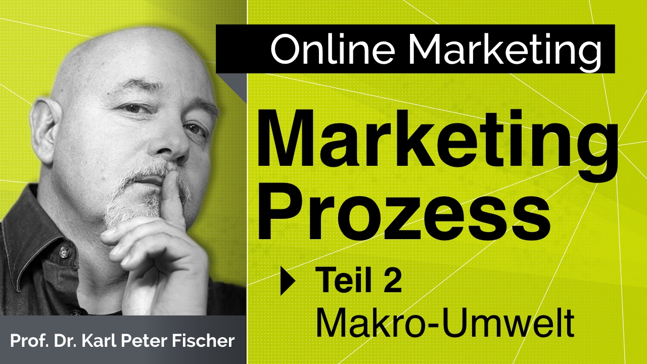 Marketing Management Prozess Pest - Analyse 02
