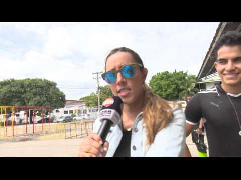 Calle 7 Panamá - Segunda Competencia hit 1y 2 mujeres Feb 8