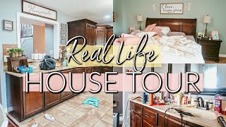 WHOLE HOUSE TOUR 2019|FARMHOUSE DECOR -HOME TOUR| FARMHOUSE STYLE HOME-TWO STORY HOUSE TOUR