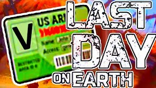 QUESTING FOR V CARD! - LAST DAY ON EARTH