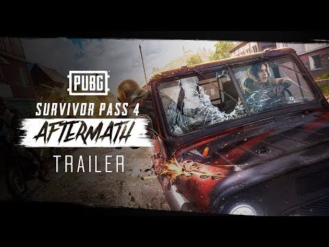 PUBG - Survivor Pass 4: Aftermath
