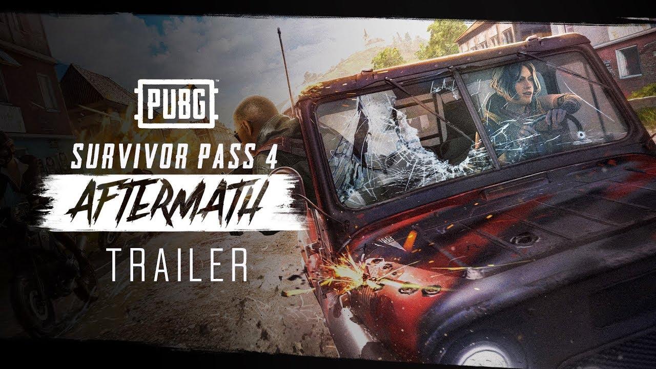 PUBG - Survivor Pass 4: Aftermath