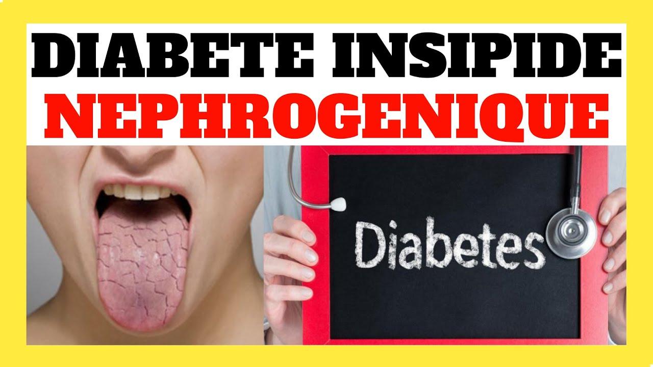 insipide de diabetes guerison