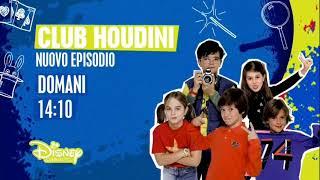 Club Houdini | Nuovo episodio il 7 Luglio