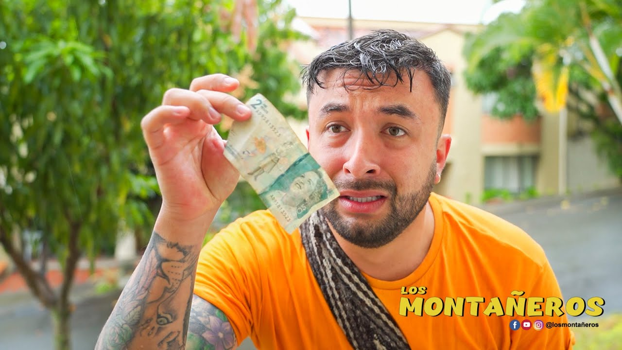 COLOMBIANADAS 2  - LOS MONTAÑEROS