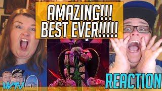 BEST EVER Crazy in love -   THE MASK SINGER 2 REACTION