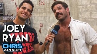 Baixar Joey Ryan: His ALL IN entrance, not signing with WWE, d*ck pics from fans