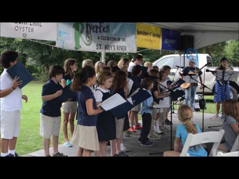 Chesapeake Public Charter School at Riverfest 2016