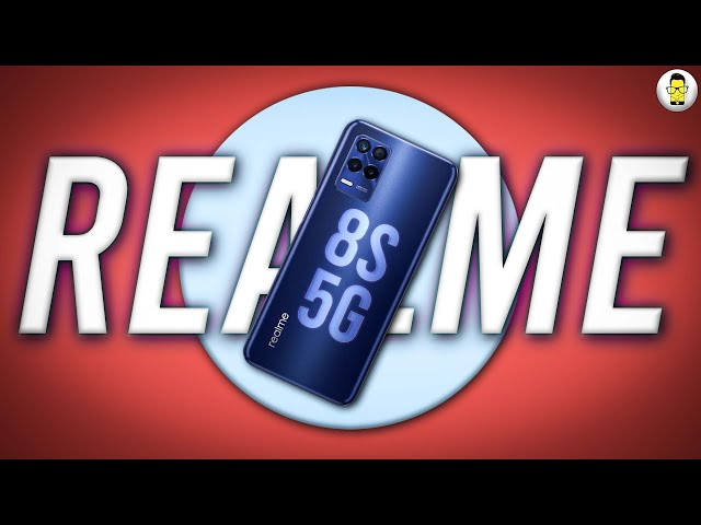 Realme 8s 5G Review: Good Design, Reliable Camera!