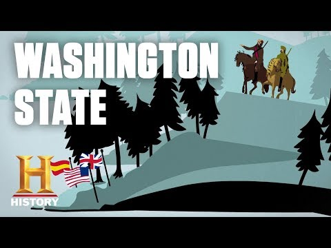 Drawn History: Washington State | History