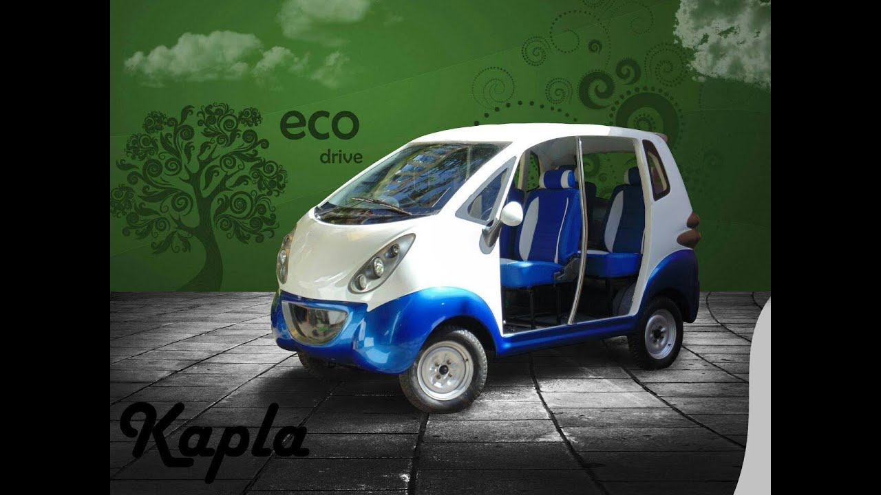 Kapla Electric car - Made in Sri Lanka - YouTube