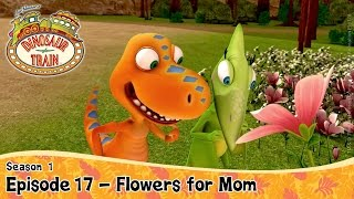 DINOSAUR TRAIN SEASON 1: Episode 17 - Flowers for Mom