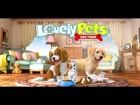 Dog Town: Pet Shop Game, Care & Play With Dog, Pet Simulation Game